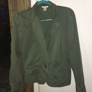 Super cute, military style jacket